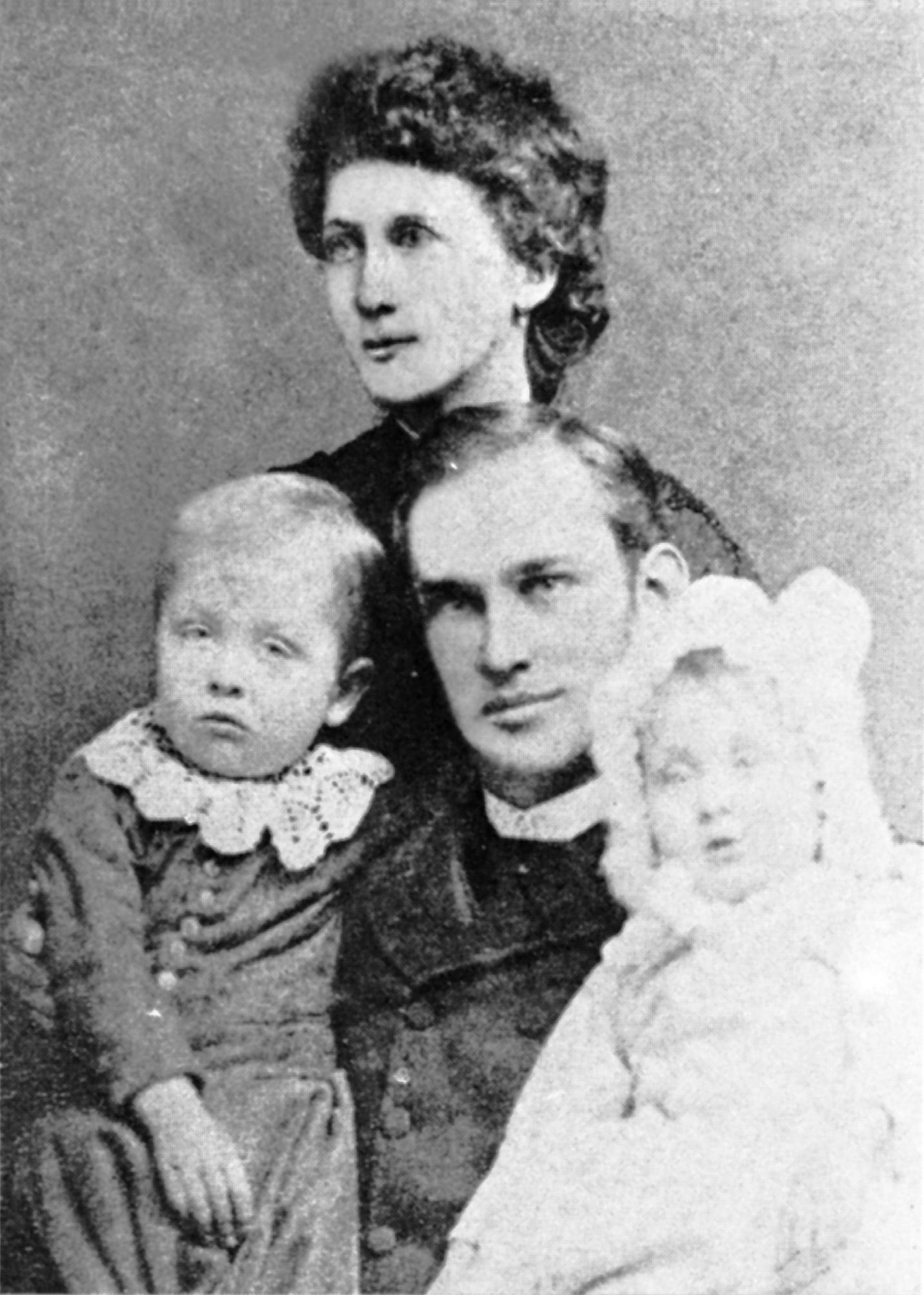 1886, Brandt family ...